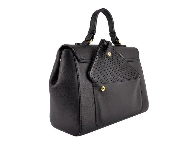 Peter Kent West Port - handbag - black