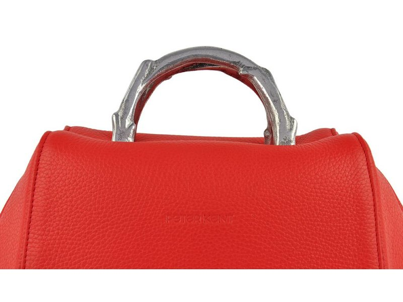 Peter Kent Baulito Amsterdam - handtas - rood