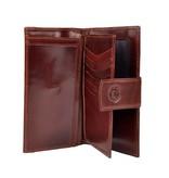 Los Robles Polo Time Clorinda - purse - carpincho - brown