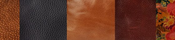 Argentine leather goods