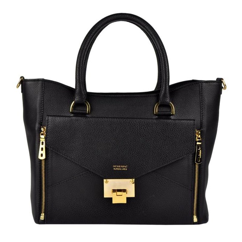 Peter Kent Madrid - handbag - black