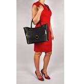 Peter Kent Madrid - handbag - black