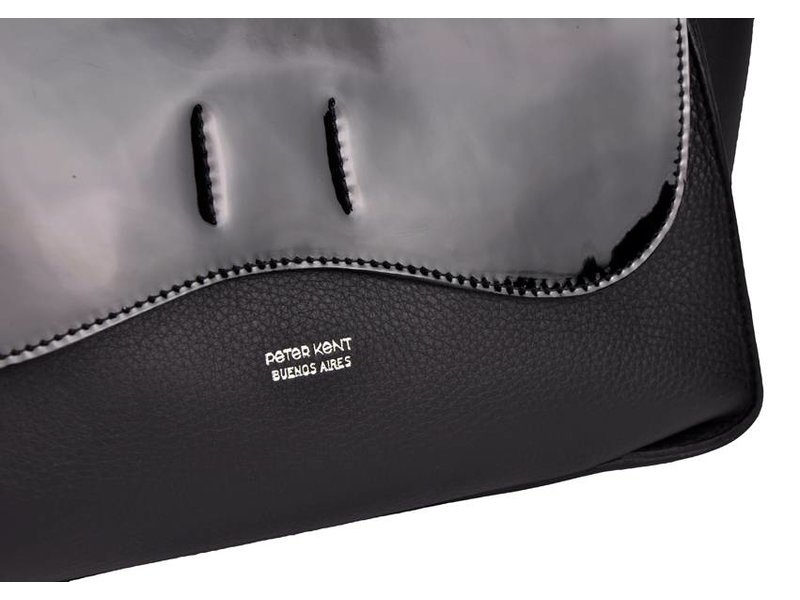 Peter Kent Shanghai - shoulder bag - black