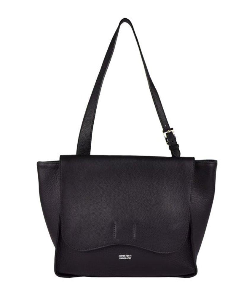 Peter Kent Shanghai - schoudertas - zwart