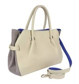 Peter Kent Istanbul - handbag - off white