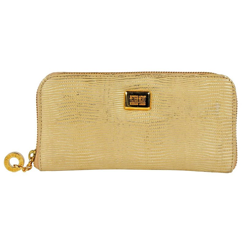 Peter Kent Copacabana - purse - gold
