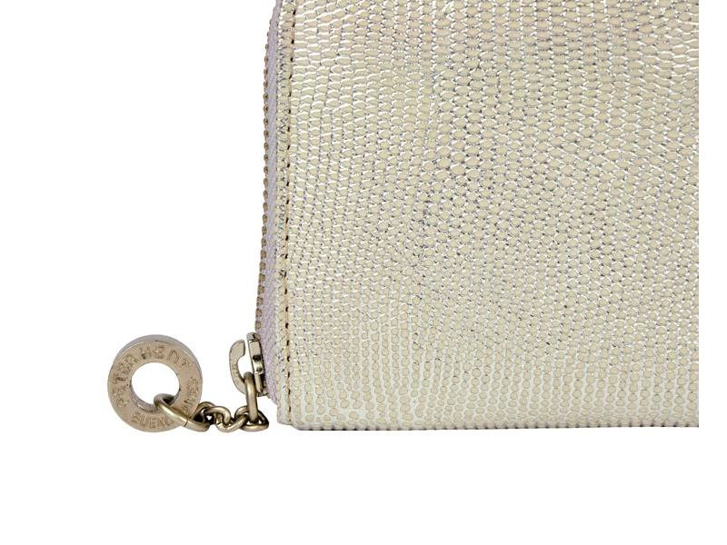 Peter Kent Copacabana - purse - silver