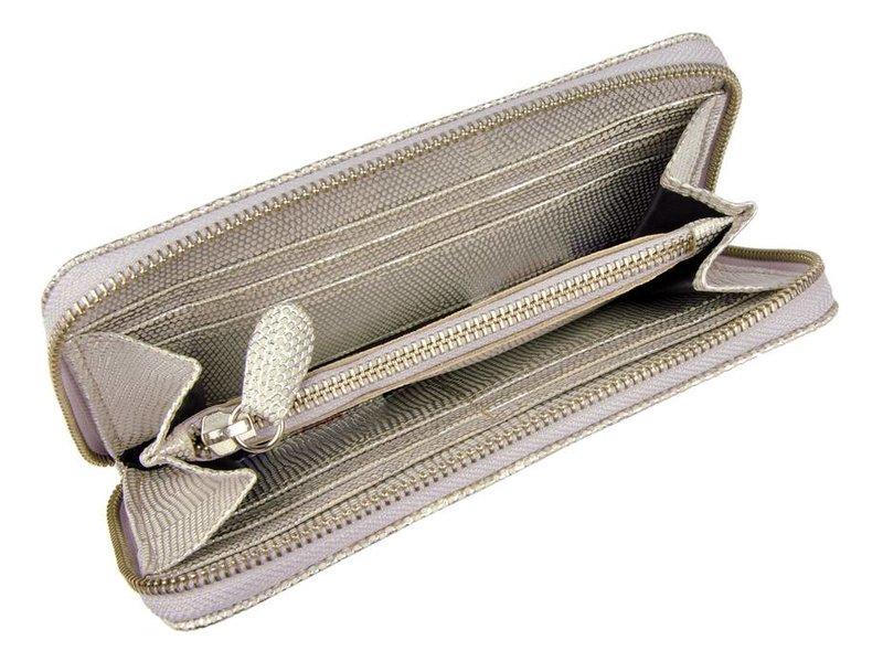 Peter Kent Copacabana - portemonnee - zilver