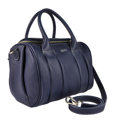 Peter Kent Lyon handbag dark blue