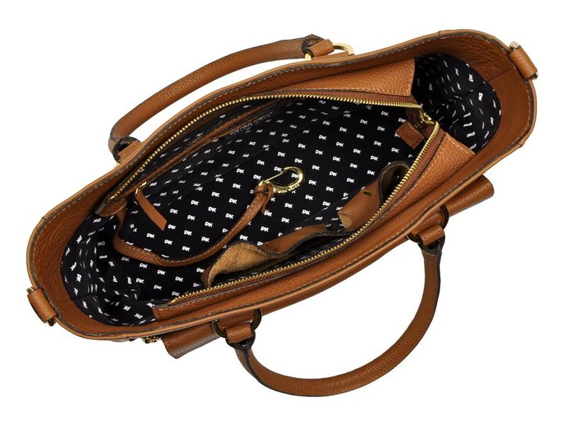Peter Kent Madrid - handbag - brown