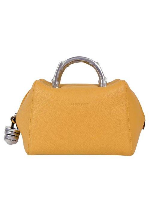 Peter Kent Baulito Amsterdam - handtas - geel