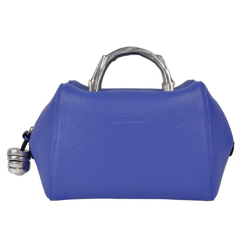 Peter Kent Baulito Amsterdam - handbag - blue