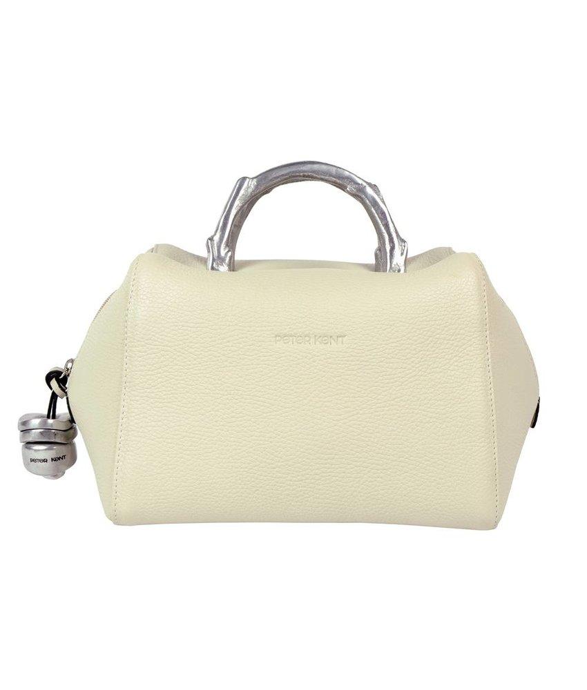 Peter Kent Baulito Amsterdam - handbag - off white