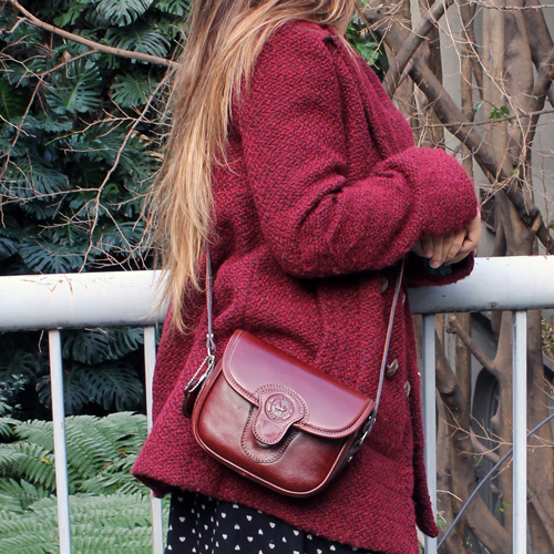 Crossbody bag Los Robles Polo Time
