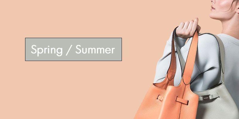 Tassen voor de lente en zomer: trends en tips