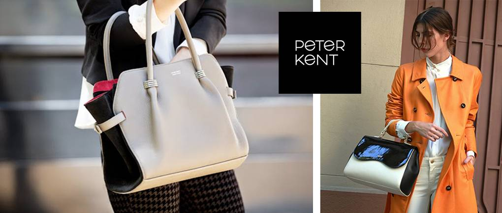 New designs of Peter Kent in the spotlights!
