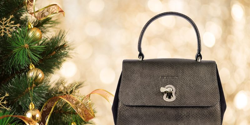 Luxury handbags and purses for Christmas Holidays