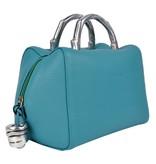 Peter Kent Baulito Amsterdam - handbag - petrol