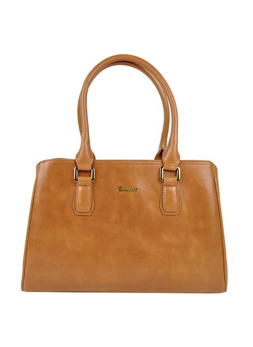 Renzo Costa RC 1610  - handbag  - brandy