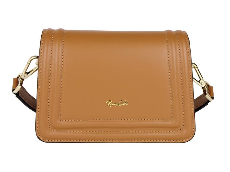 Renzo Costa RC PIU-18 PATTY - crossbody tas - camel