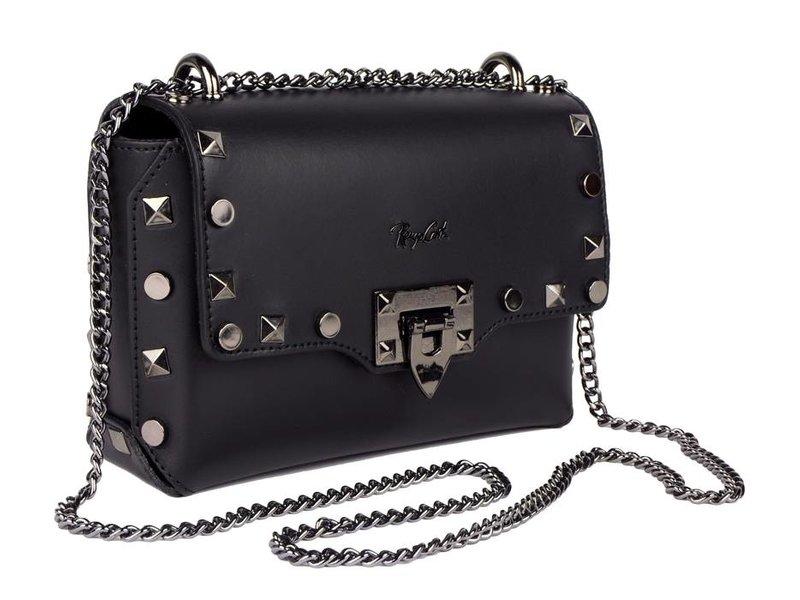 Renzo Costa RC PIU-18 NEW VAL - shoulder bag - black
