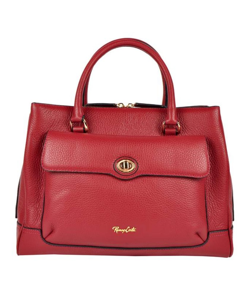 Renzo Costa RC KT-16 1526-002 - handbag - warm red