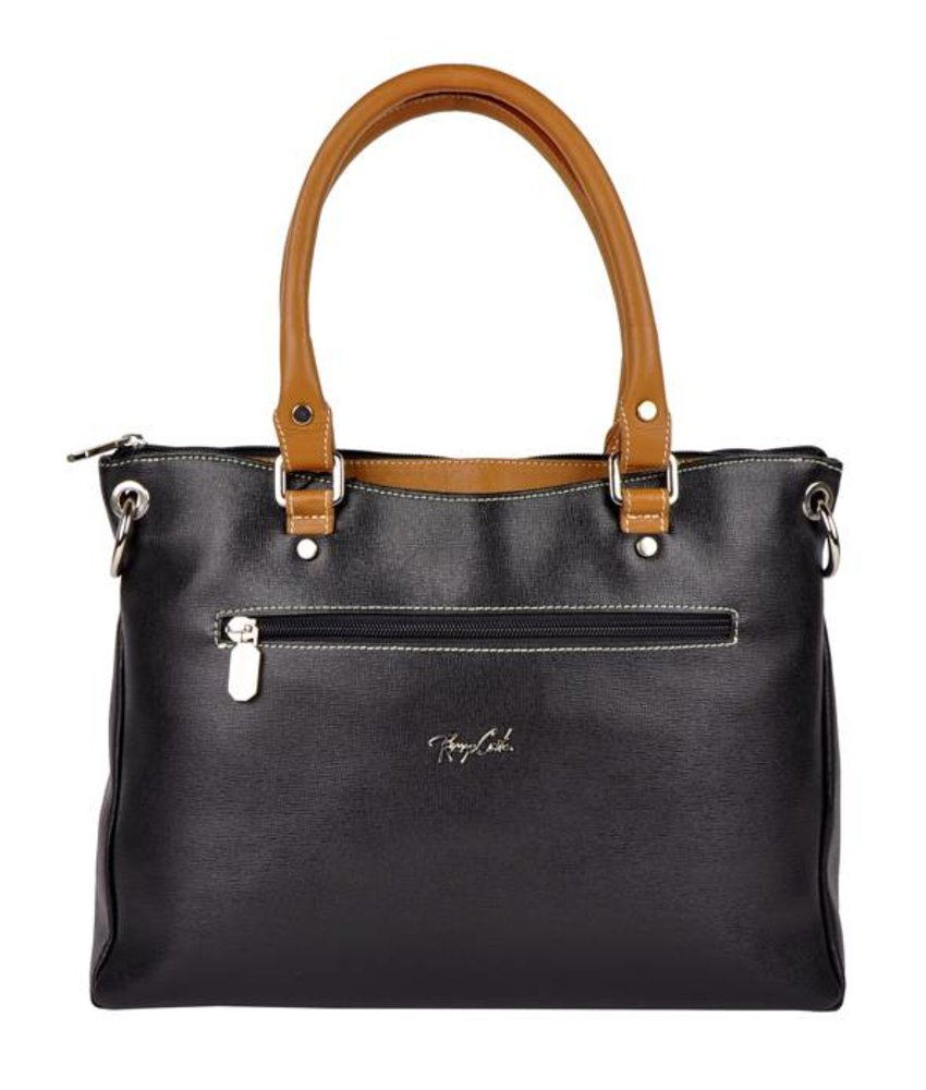 Renzo Costa RCDF-17 DF283 - handbag - black