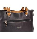 Renzo Costa RCDF-17 DF283 - handbag - black