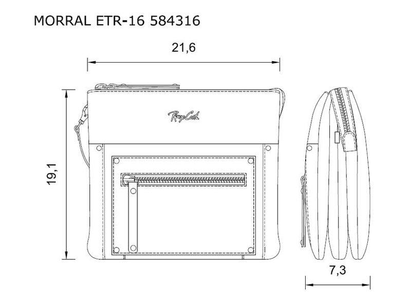 Renzo Costa ETR-16 584316 - shoulder bag - brown