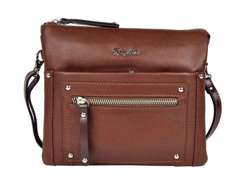 Renzo Costa ETR-16 584316 - shoulder bag - dark brown