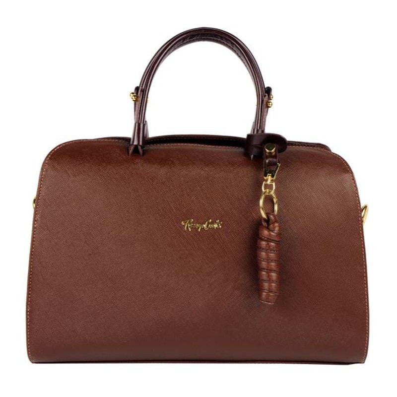 Renzo Costa RC 1705  - handbag - dark brown