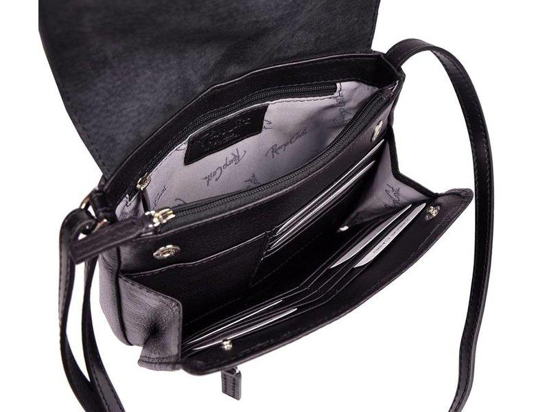 Renzo Costa  ETR-15 584511 - shoulder bag - black