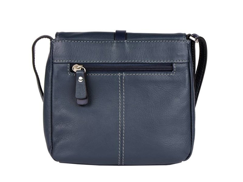 Renzo Costa  ETR-15 584511 - shoulder bag - dark blue