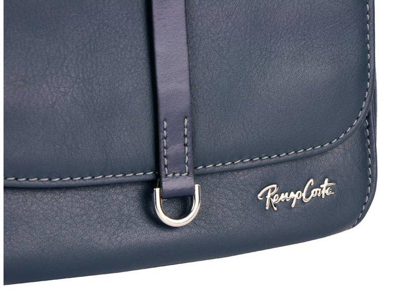 Renzo Costa  ETR-15 584511 - schoudertas - donkerblauw