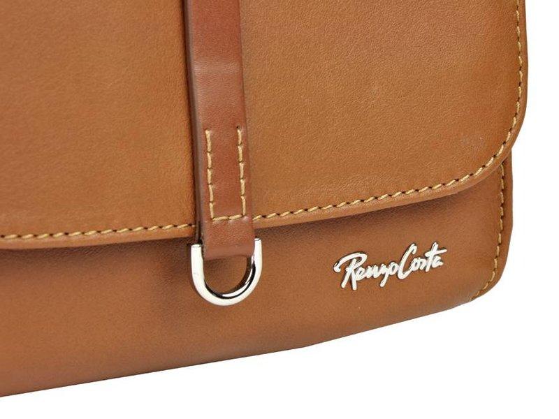 Renzo Costa ETR-15 584511 - schoudertas - bruin