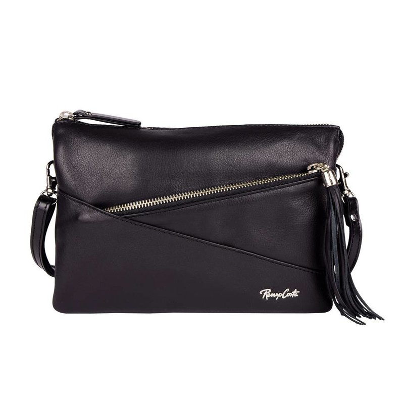 Renzo Costa ETR-17 586243 - shoulder bag - black