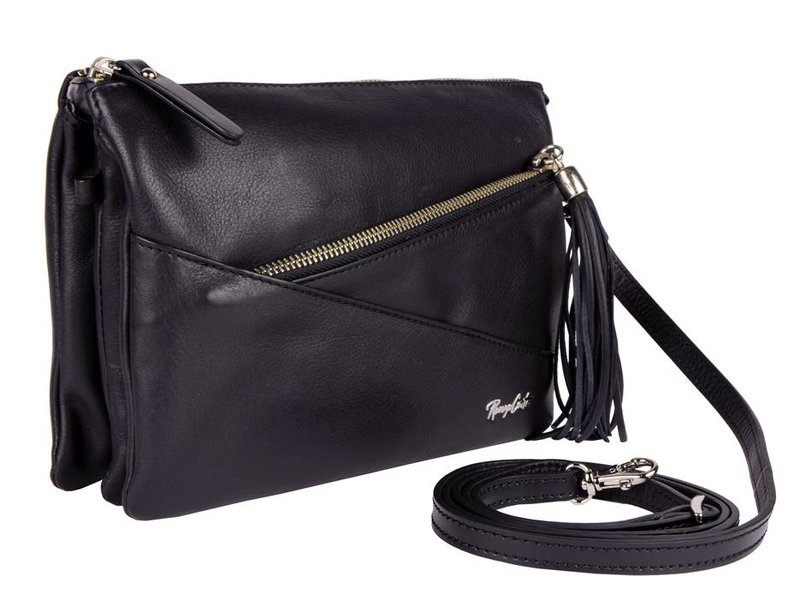 Renzo Costa ETR-17 586243 - shoulder bag - black