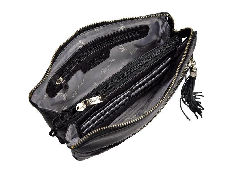 Renzo Costa ETR-17 586243 - schoudertas - zwart