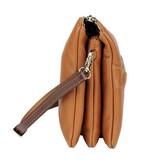 Renzo Costa ETR-17 586243 - schoudertas - bruin