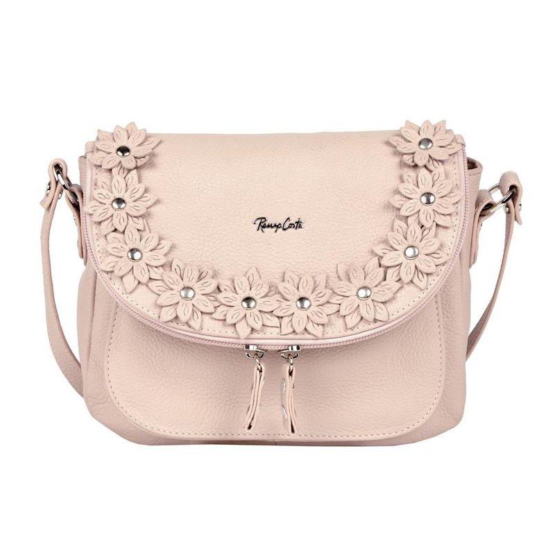 Renzo Costa 1412A - shoulder bag - light pink