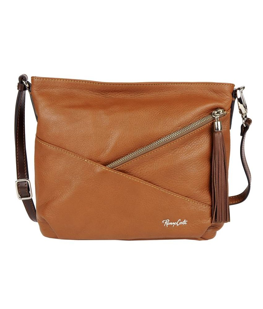 Renzo Costa ETR-17 586244 - shoulder bag - brown