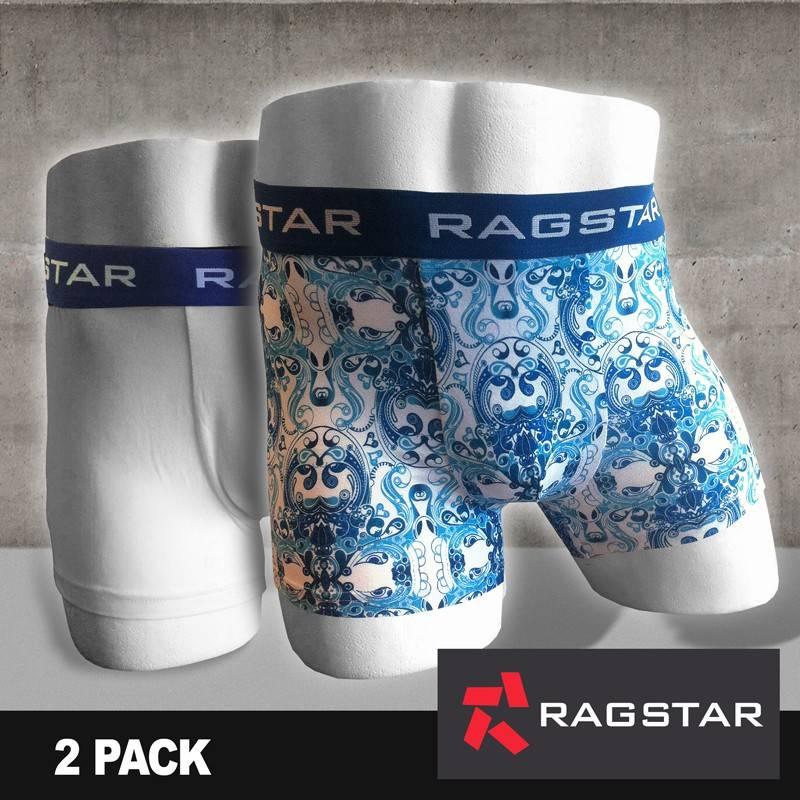 Dagaanbieding - 4 Pack Ragstar Boxershorts dagelijkse koopjes
