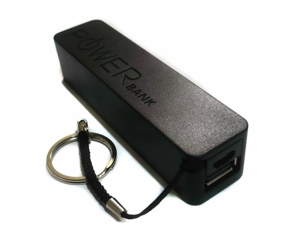 Dagaanbieding - Powerbank 2600 mAh - mobiele oplader dagelijkse koopjes