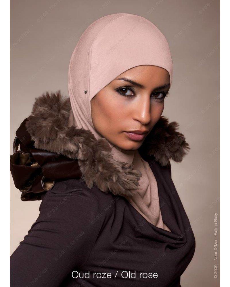 Noor D*Izar Suraya hijab - Old rose