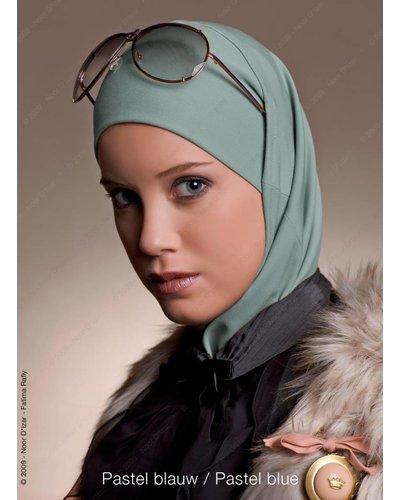 Noor D*Izar Imsar hoofddoek - Pastel blauw