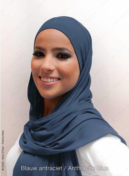 Noor D*Izar Indira - Blauw antraciet