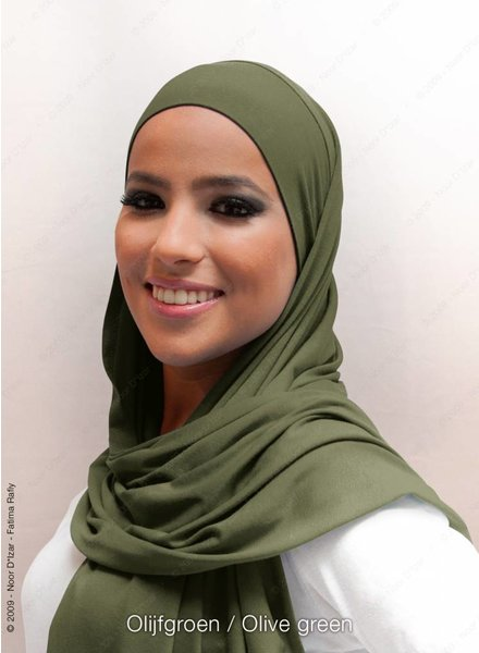 Noor D*Izar Indira - Olive green