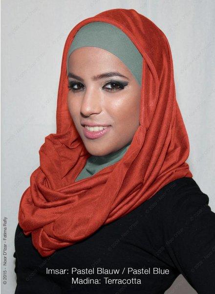 Noor D*Izar Imsar & Madina combinatie Terracotta