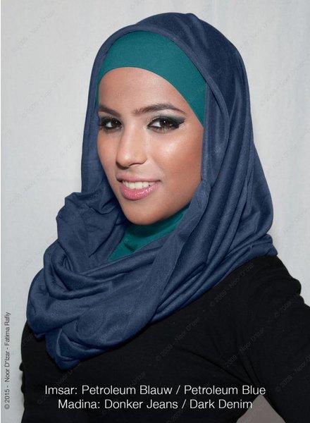 Imsar & Madina combinatie blauw