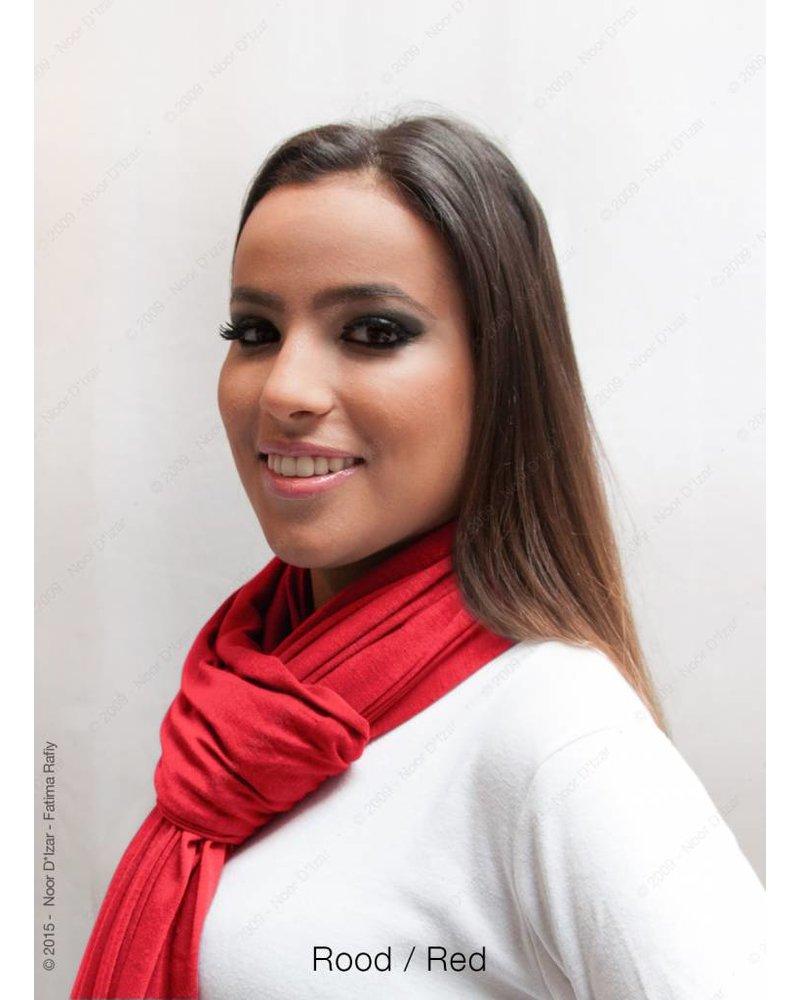 Maysa scarf - Red